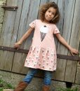 robe glace manches courtes