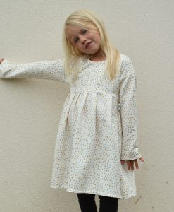 robe dots doree